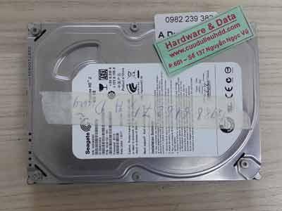 22-10 Seagate 500GB