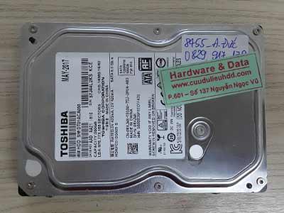 8455 Toshiba 500GB