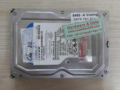 8480 Western 160GB