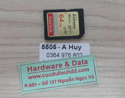 8505 the sandisk 64GB