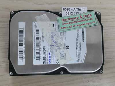 8520 samsung 200GB