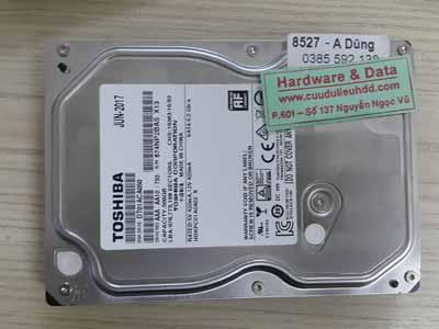 8527 Toshiba 500GB