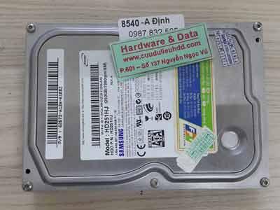8540 SamSung 250GB