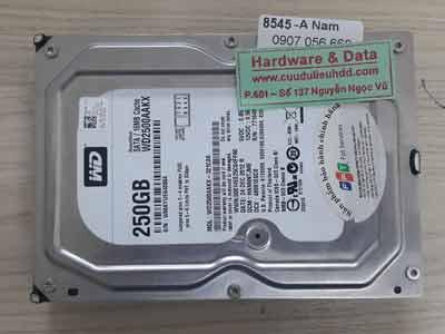 8545 Western 250GB