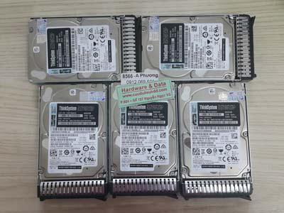 8566 Sas 500GB raid5