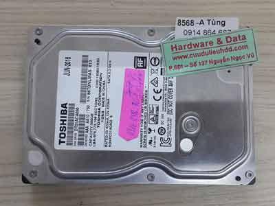 8568 Toshiba 500GB