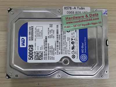 8576 Western 500GB