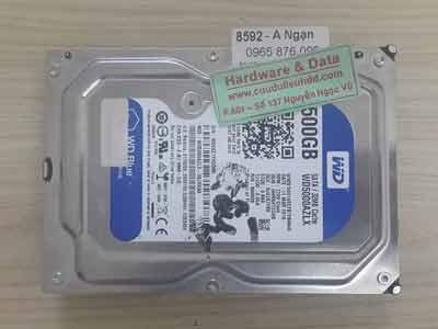 8592 Western 500GB
