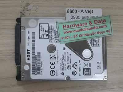 8600 Hitachi 500GB