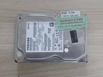 8720 Toshiba 500GB