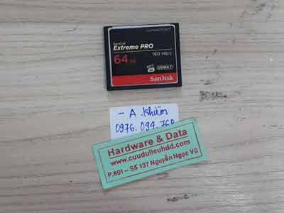 11-12 The nho SanDisk 64GB