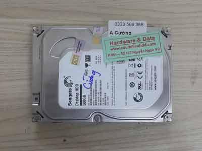 26-11 Seagate 500GB