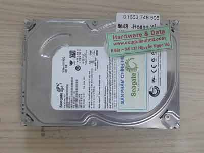 8643 Seagate 500GB