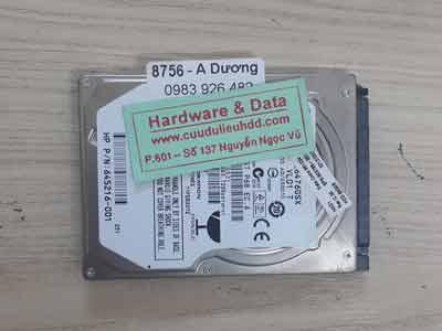 8756 Toshiba 640GB