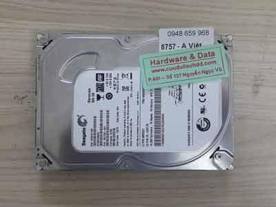 8757 Seagate 500GB