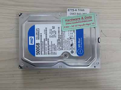 8775 Western 500GB