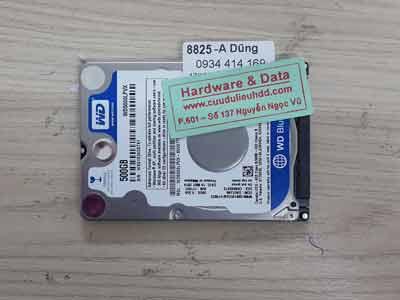 8825 Western 500GB