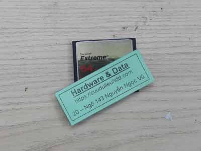 12-1 Thẻ nhớ 64Gb