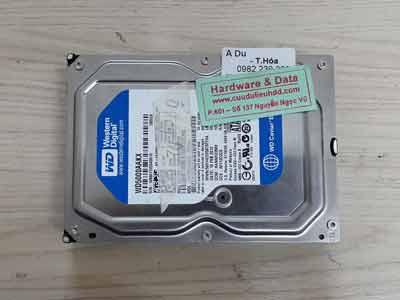 26-12 Western 500GB