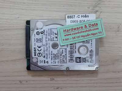 8807 Hitachi 500GB