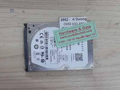 8862 Seagate 500GB