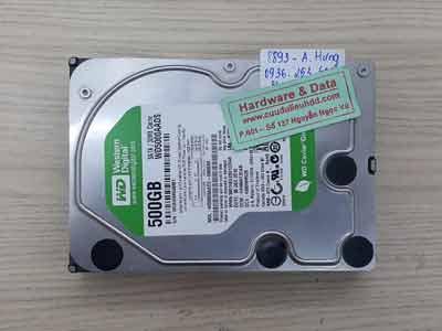 8893 Western 500GB