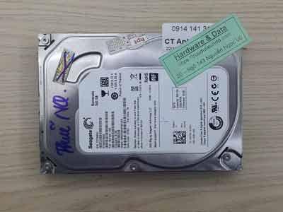 22-1 Seagate 500GB