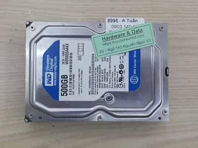 8996 Western 500GB