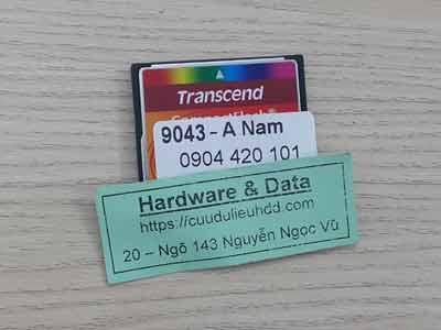 9043 The nho Transcend 2GB