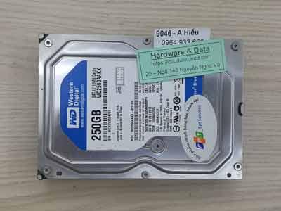 9046 Western 250GB
