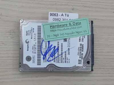 9063 Seagate 160GB