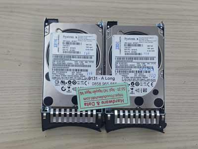 9131 Sas 300GB Raid1