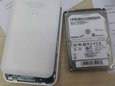 lấy dữ liệu ổ cứng Samsung 500GB hỏng cơ