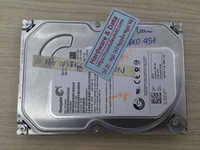 Phục hồi dữ liệu ổ cứng Seagate 500GB đầu từ lỗi
