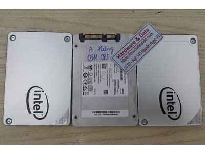 lấy lại dữ liệu máy chủ Raid5-SSD 480GB lỗi ổ cứng