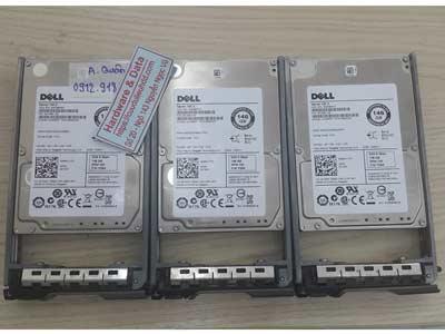 phục hồi dữ liệu Raid5 SCSI 146GB