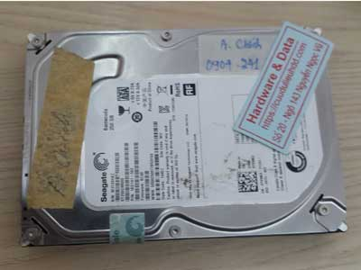 phục hồi dữ liệu ổ cứng Seagate 250GB đầu từ lỗi