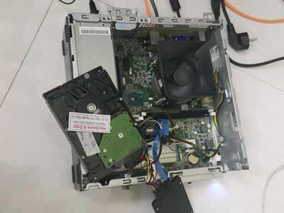 phục hồi dữ liệu ổ cứng Seagate 1TB mất dữ liệu