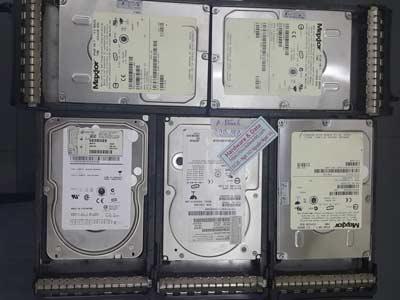 cứu dữ liệu ổ cứng máy chủ Raid5 SCSI