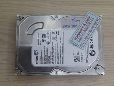 Phục hồi dữ liệu ổ cứng Seagate 320GB đầu từ lỗi