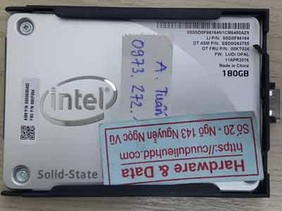 SSD 180GB bitlocker
