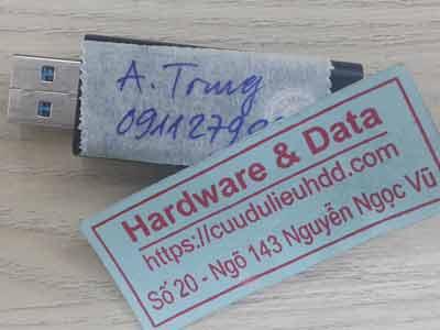 USB 16GB lỗi