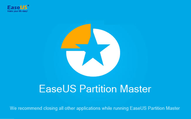 EaseUS Partition Master