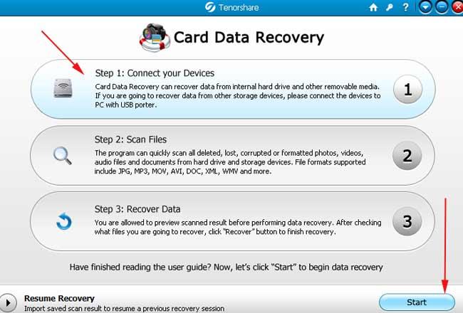 cứu dữ liệu thẻ nhớ đòi format