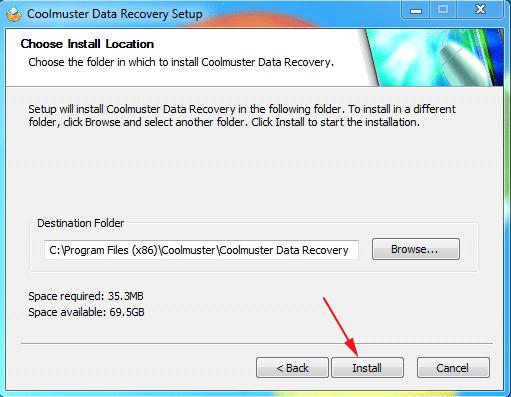 Phần mềm khôi phục dữ liệu usb bị format