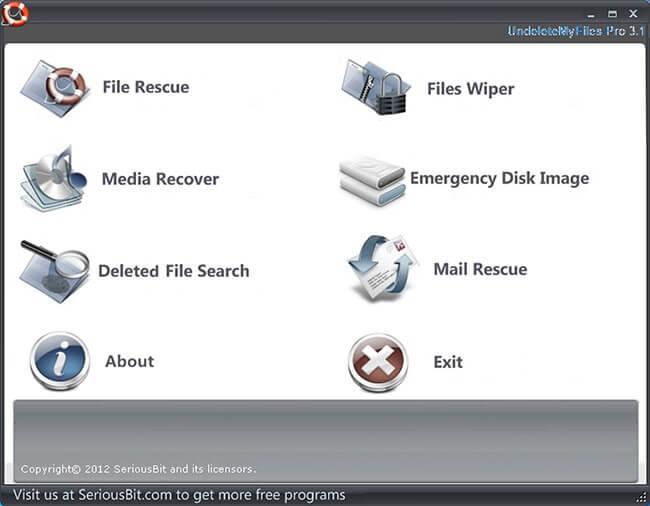 phần mềm khôi phục dữ liệu ổ cứng miễn phí