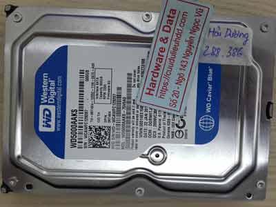 Western-500GB