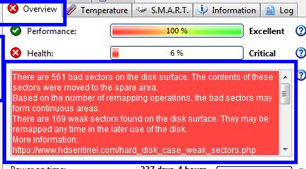 phần mềm kiểm tra ổ cứng