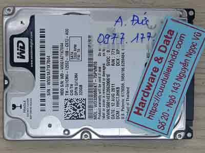 11006-Western-320GB