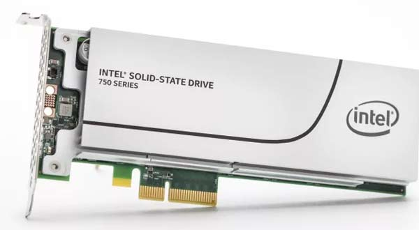 ổ cứng SSD khe PCIe